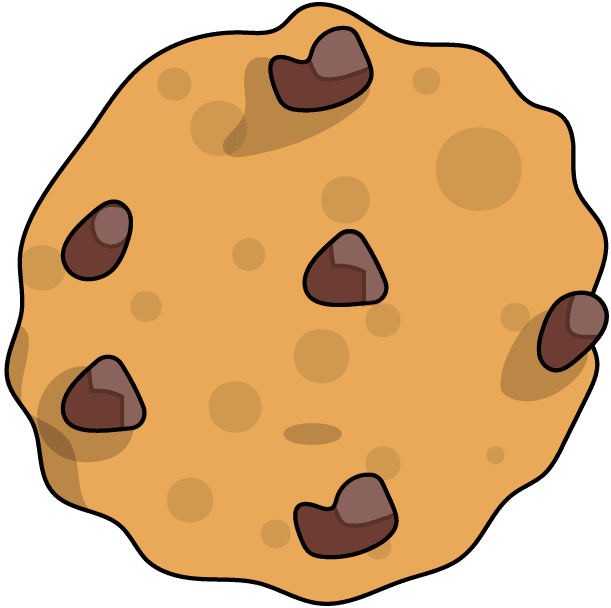 Mini bouton cookie
